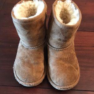 Ugg Toddler Camel Boots